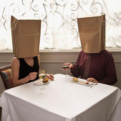 Blind-dates